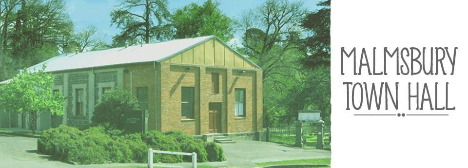 Malmsbury Town Hall